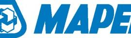 logo MAPEI text albastru simplu copy